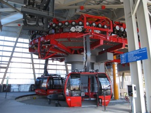 3S Gondolas are huge machines.