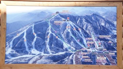 Masik Pass Trail Map