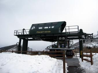 Waldorf Gondola, formerly Frostwood Gondola at Park City, formerly Canyons.