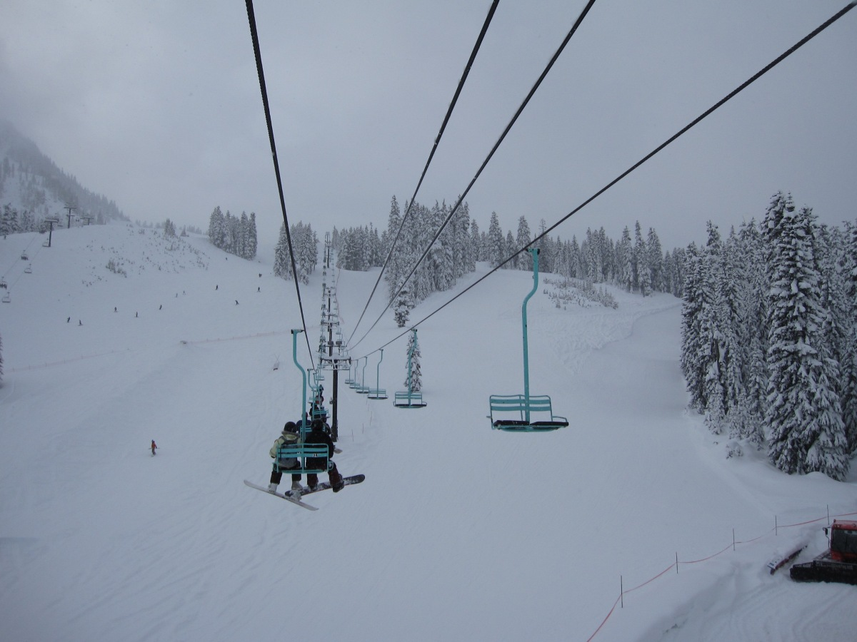 Vail Resorts to Replace Two Lifts at Stevens Pass