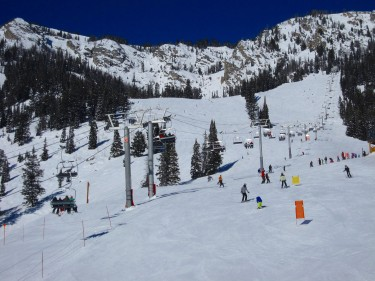 The Casper area went from underutilized to among the most popular spots on the mountain.