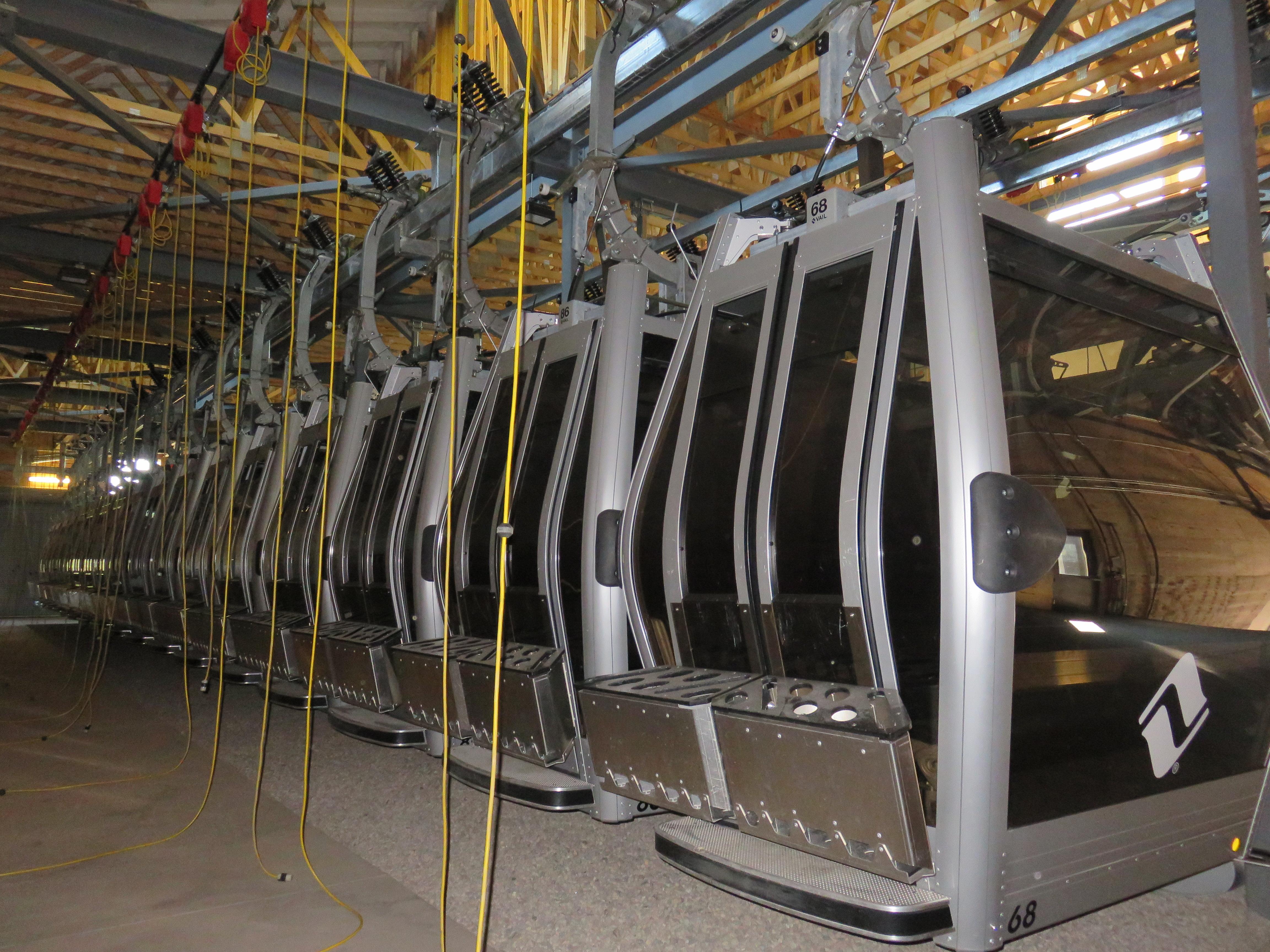 Lift profile vail s gondola one lift blog for Jackson wyoming alloggio cabine