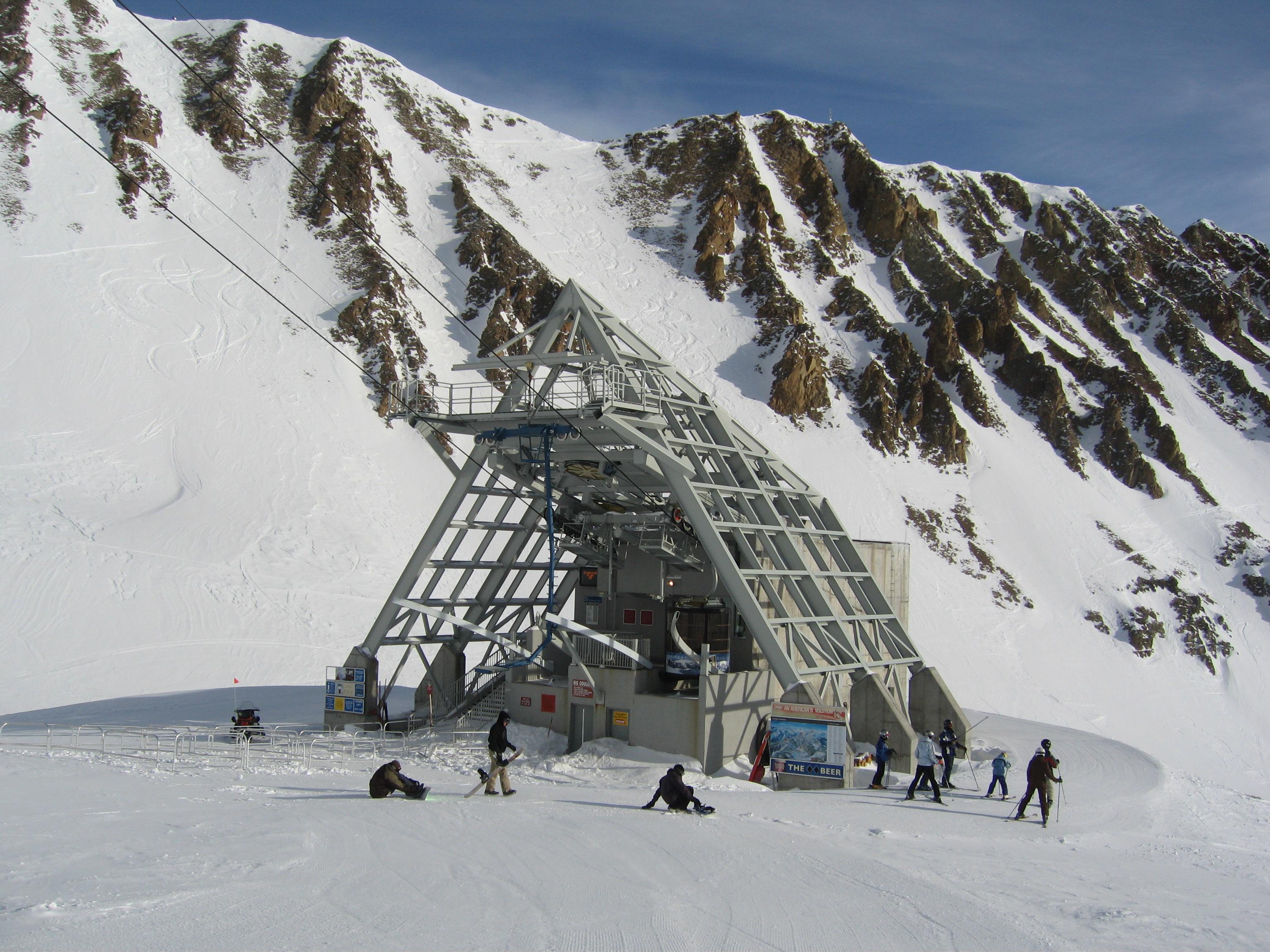 lone peak tram – big sky resort, mt – lift blog