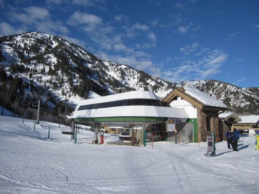 The John Paul Express at Snowbasin is one of 31 high speed quads built in 1998. What happens when they are all 25 years old?