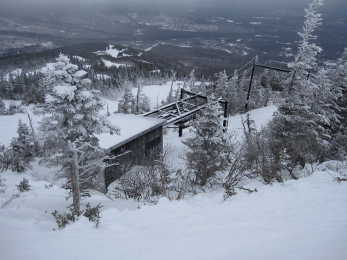 North America's oldest T-Bar is a throwback.