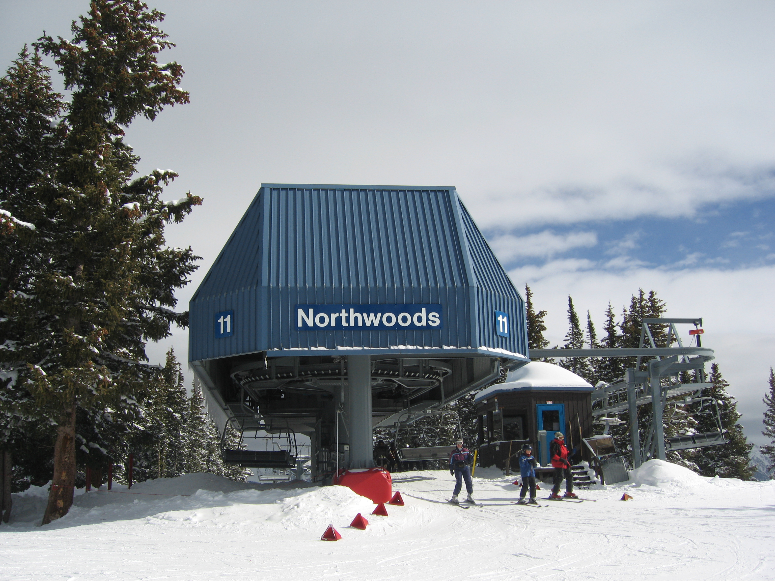 Image result for vails northwoods express lift