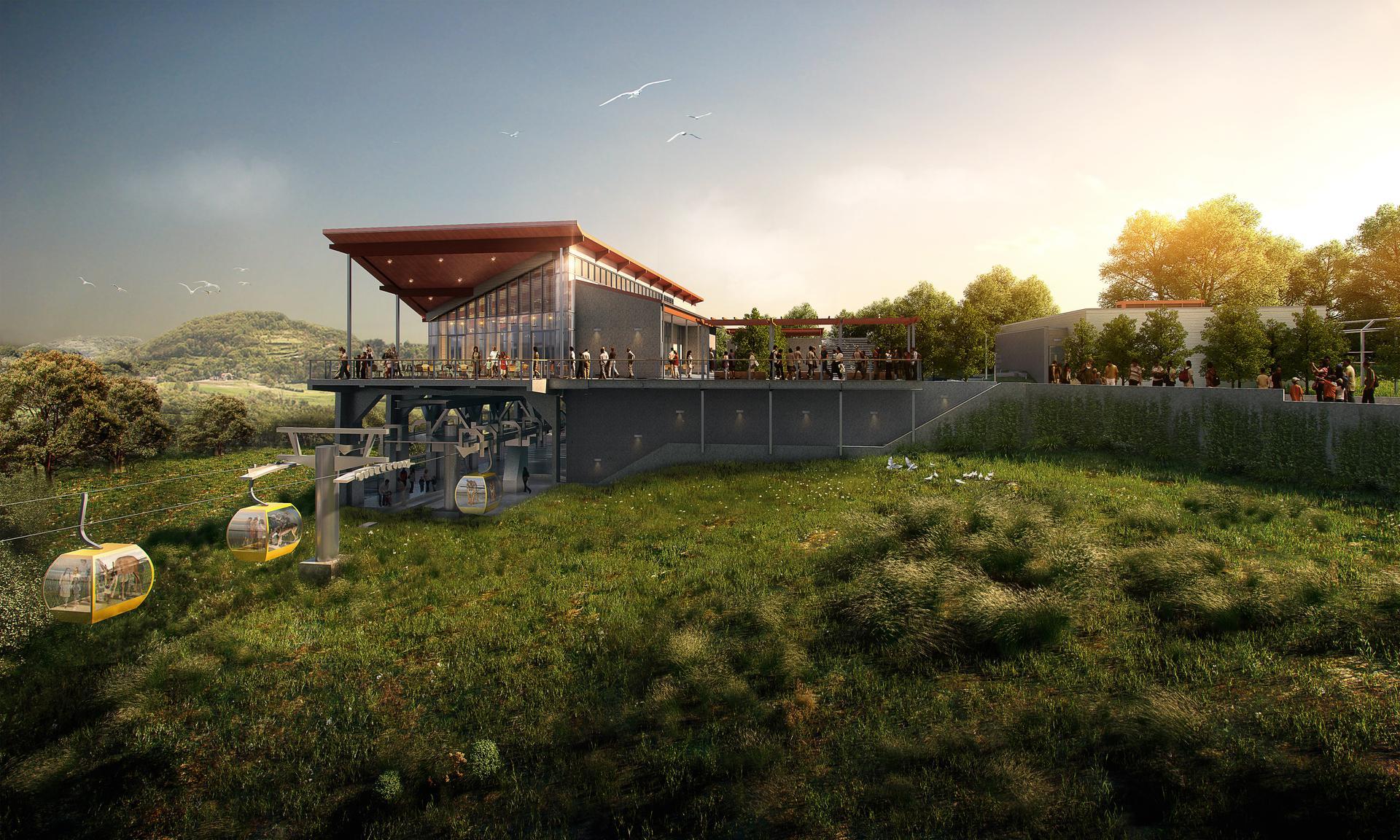 Innovative Gondola Coming to Oakland Zoo's California ...