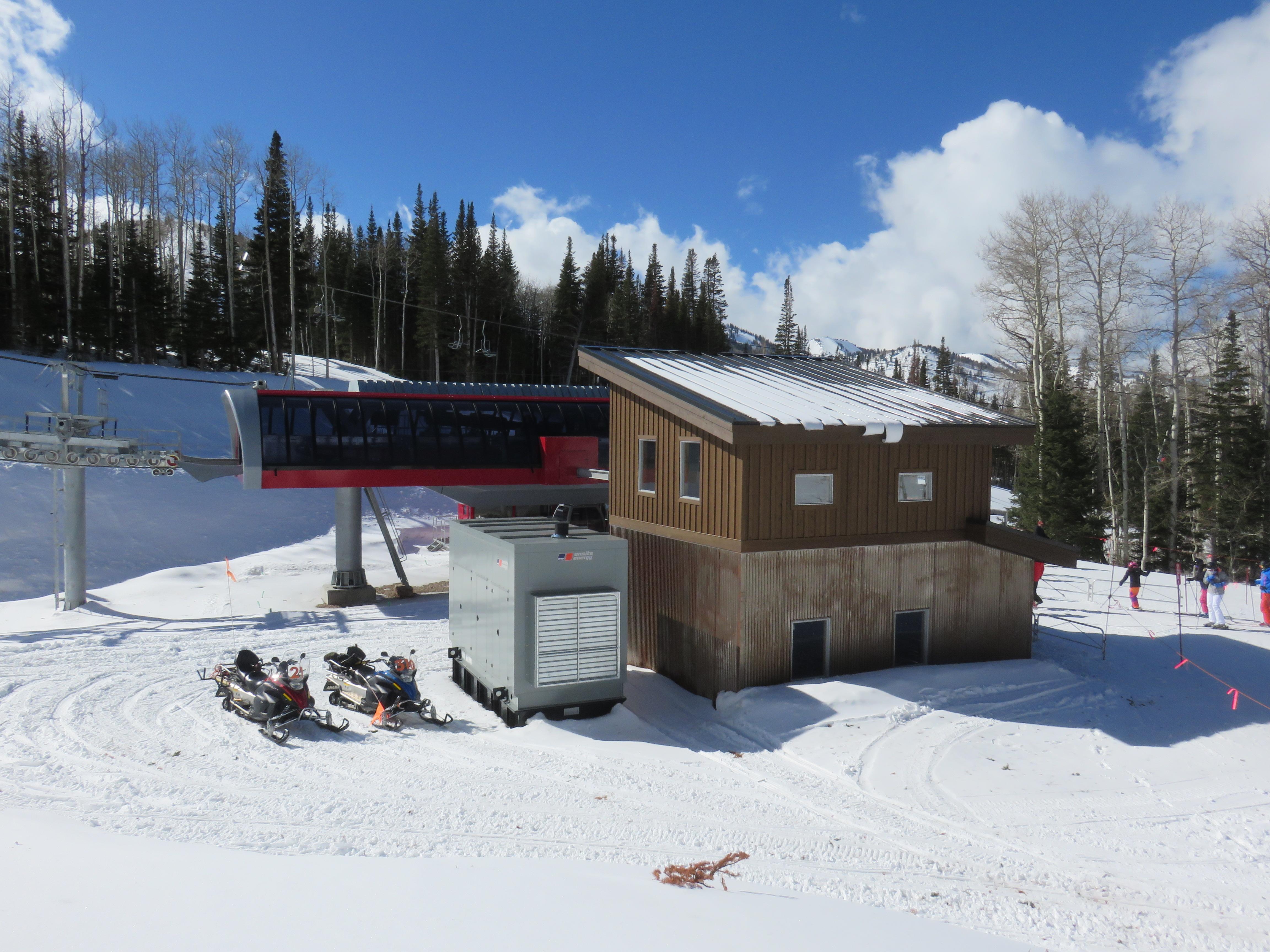 Quicksilver gondola park city ut lift blog for Cooper s cabin park city