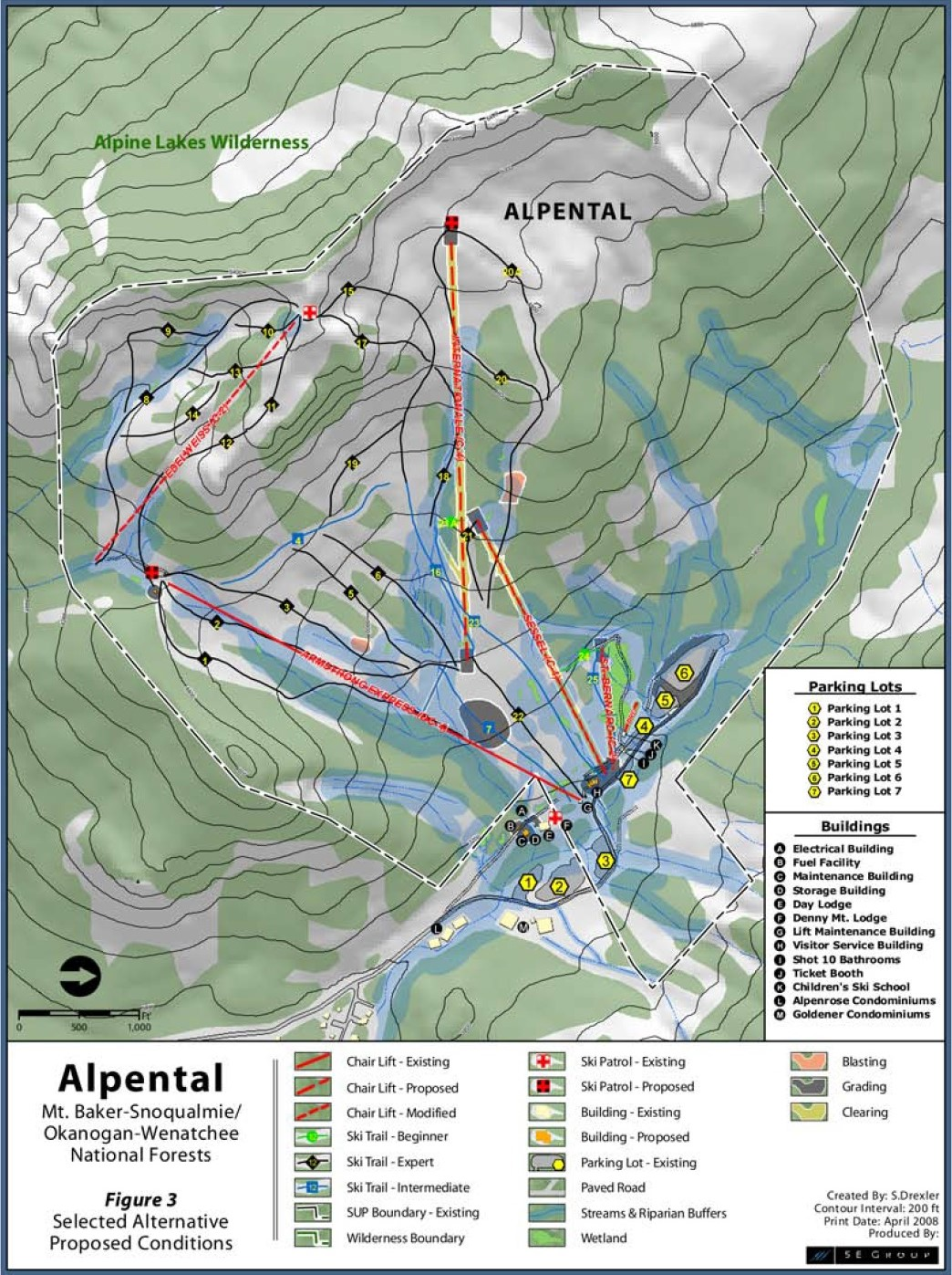 Alpental Master Plan