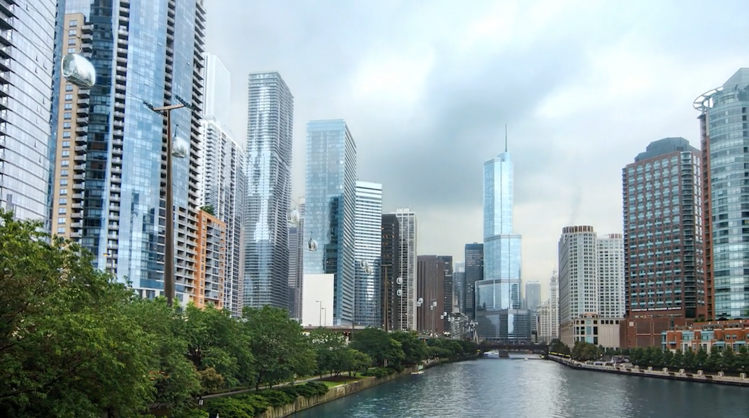 Trump'-s Chicago skyscraper poses challenge for city'-s tour guides ...