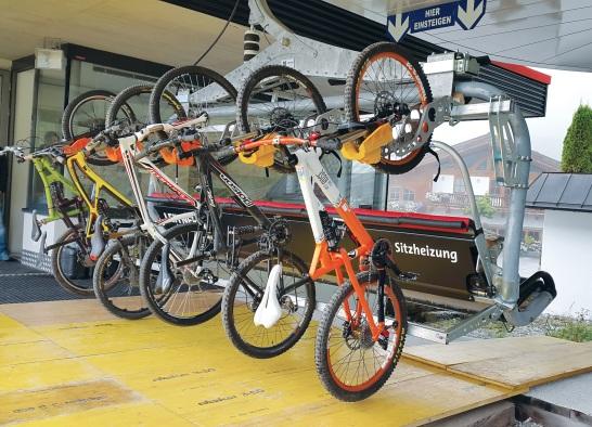 sommital bike carrier