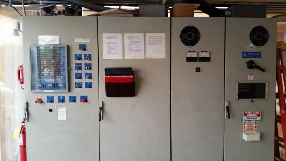 main-drive-control-panels