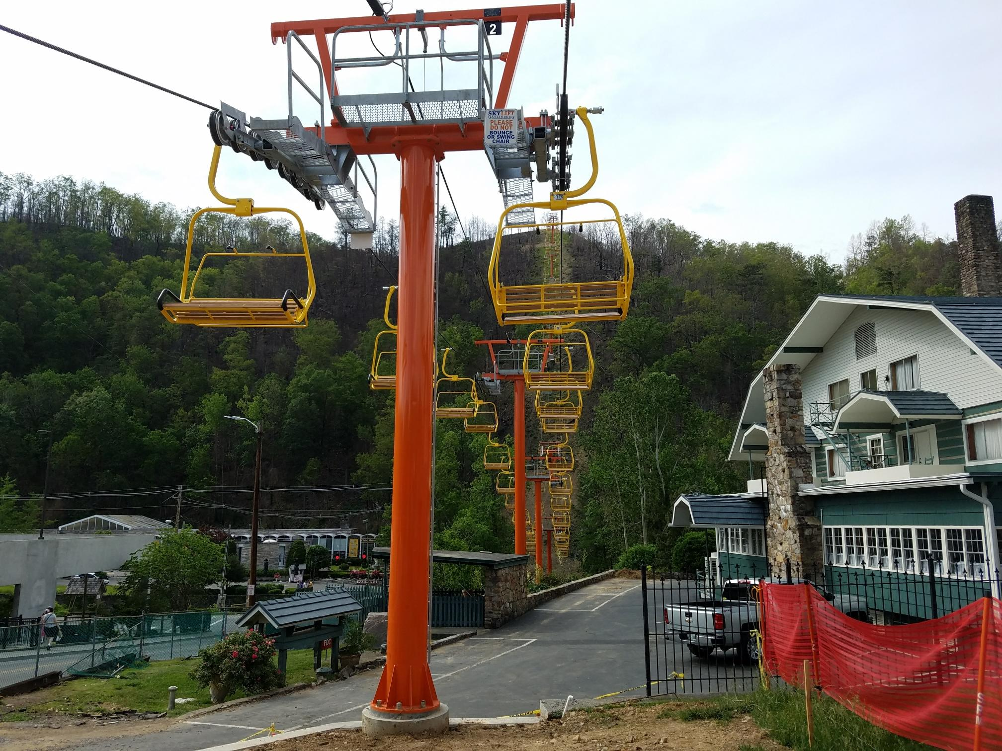 Boyne Resorts Announced Construction Of The New $2.4 Million Lift In Early  February And Received Its Operating Permit Less Than Three Months Later On  April ...