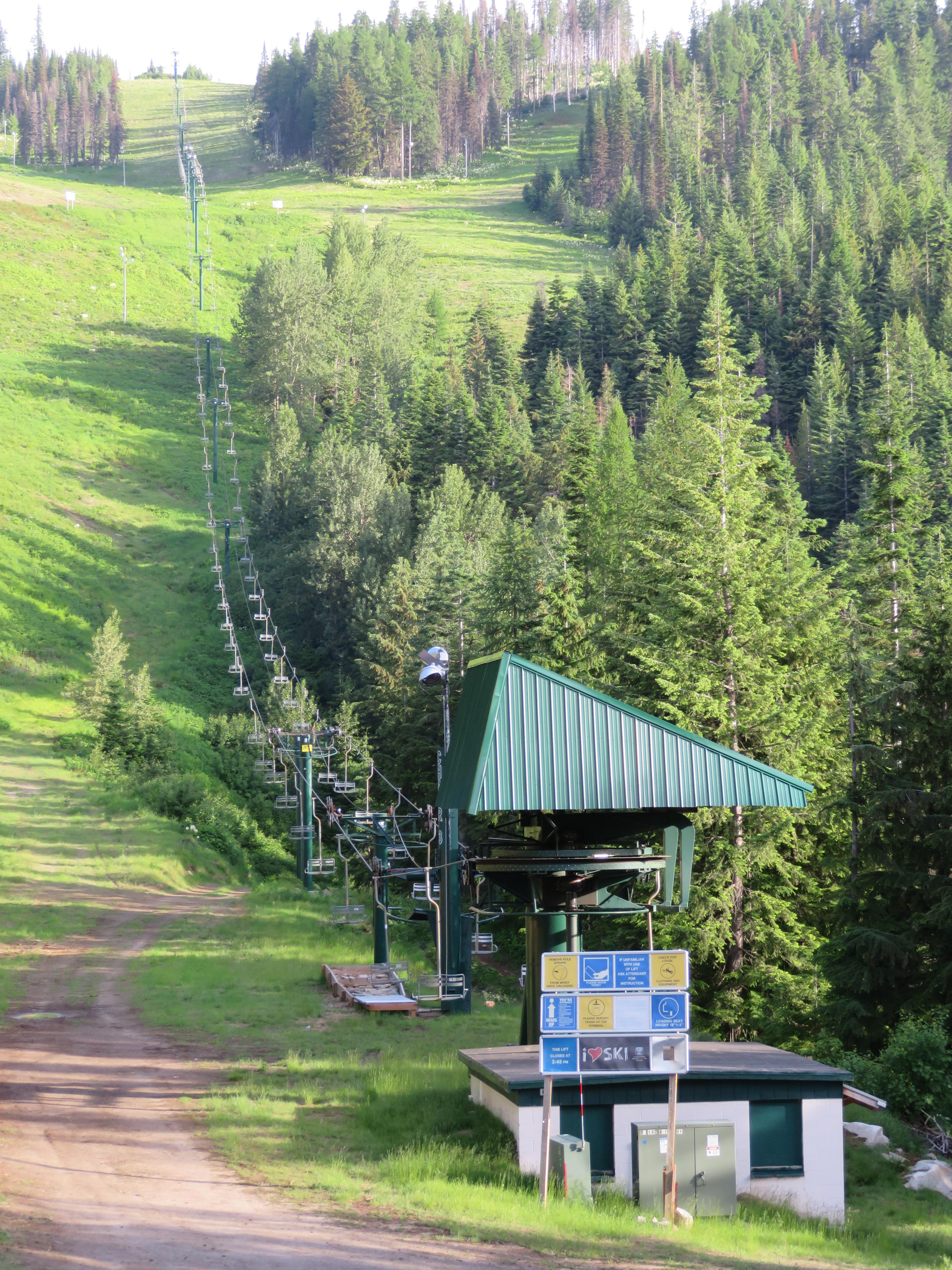 Chair 3 – Mt. Spokane, WA – Lift Blog
