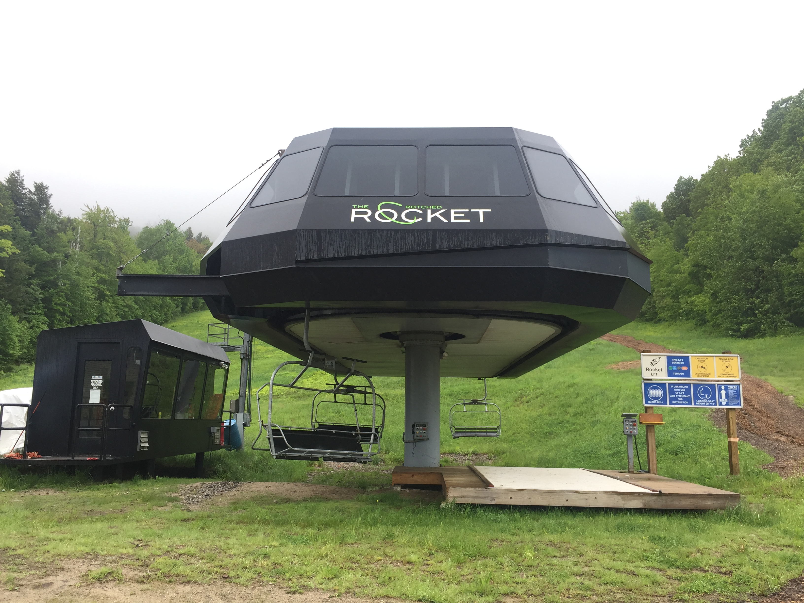 The Rocket – Crotched Mountain, NH – Lift Blog