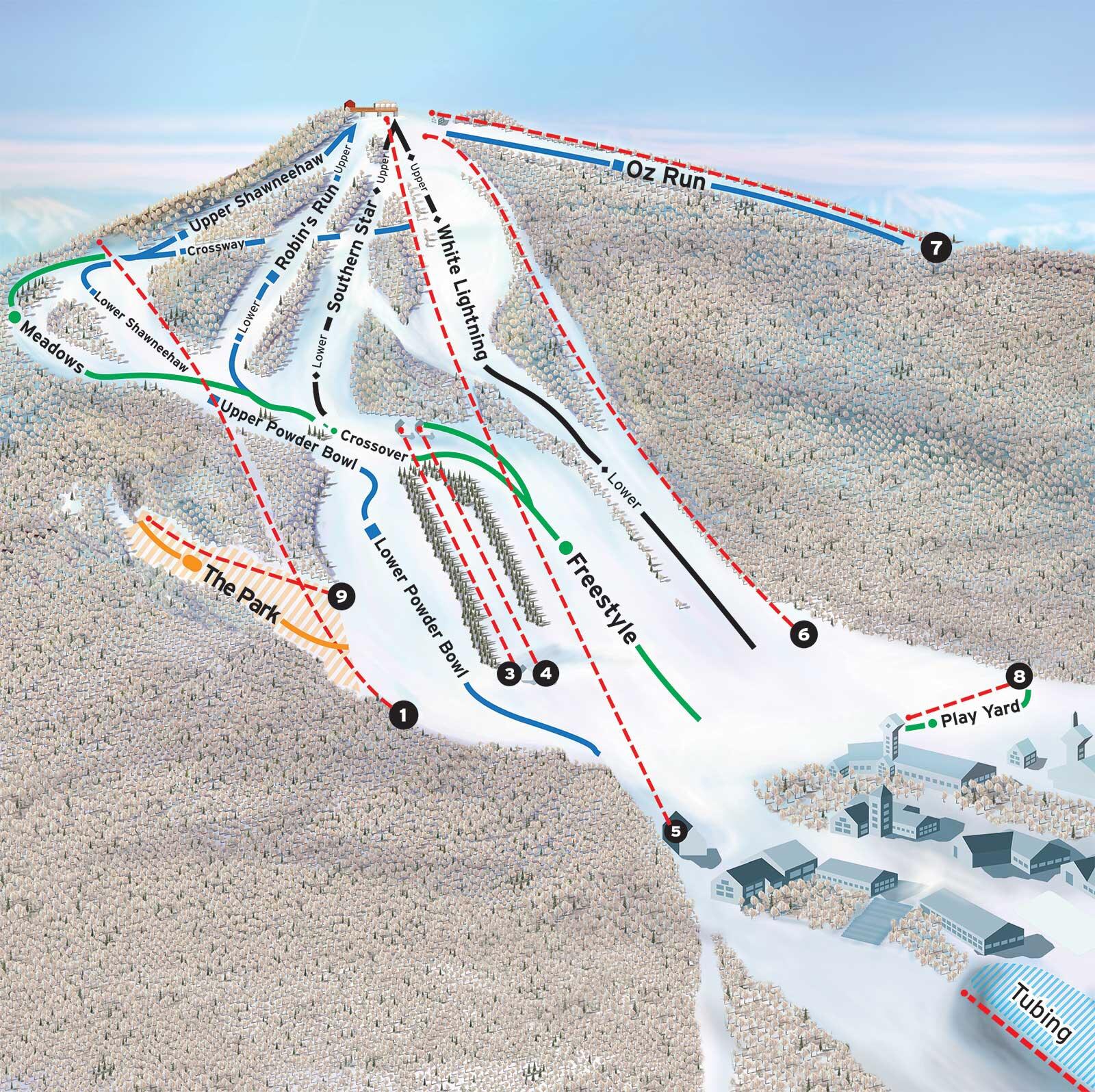 beech mountain adding two doppelmayr quads – lift blog