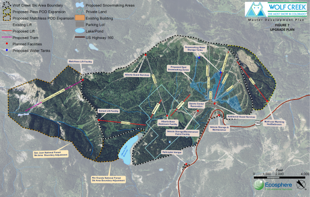 wolf creek master plan 2012