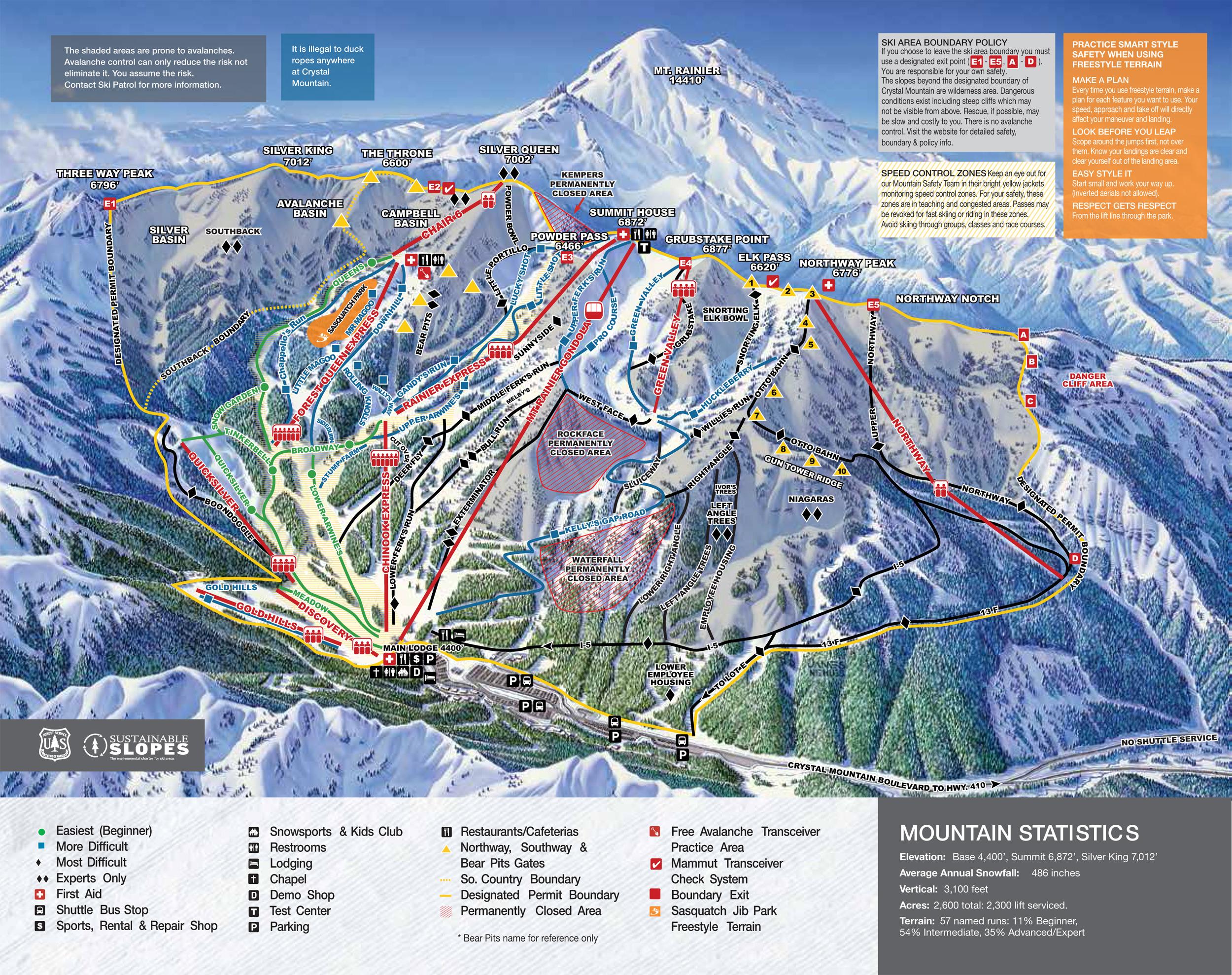 crystal mountain – lift blog