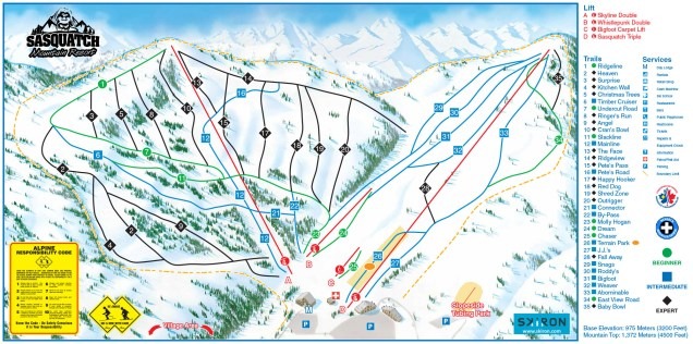 sasquatch-mountain-resort-trail-map