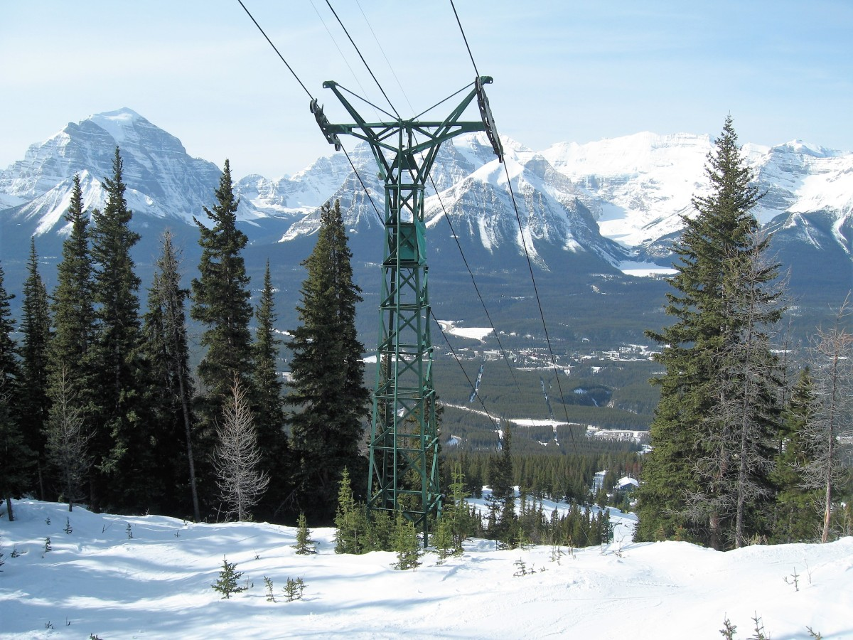 Lake Louise Pitches New Long Range Plan