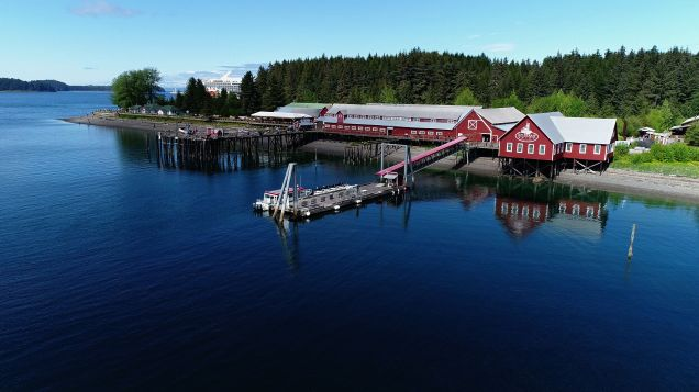 icy-strait-point-historic-cannery